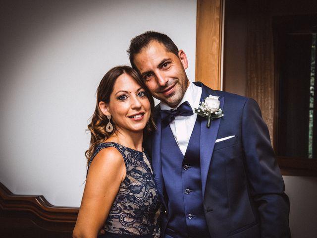 Il matrimonio di Renzo e Vania a Cison di Valmarino, Treviso 61