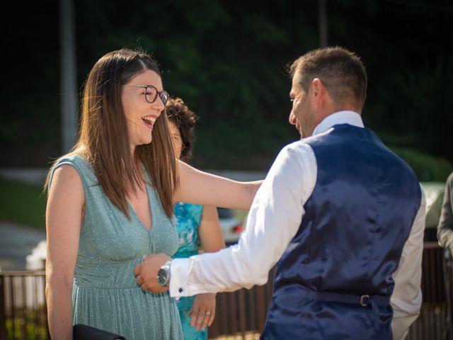 Il matrimonio di Renzo e Vania a Cison di Valmarino, Treviso 66