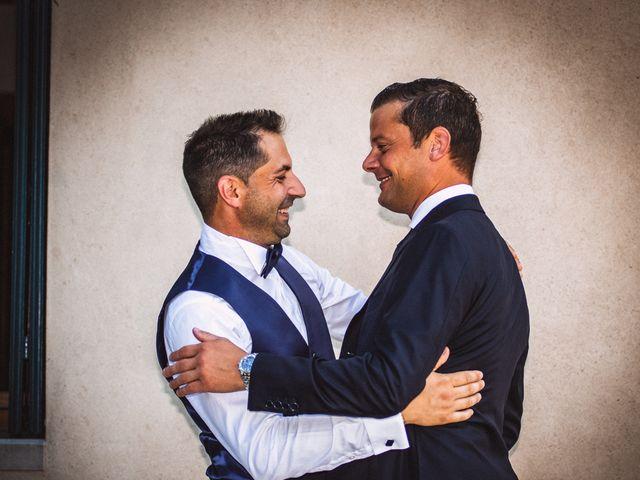 Il matrimonio di Renzo e Vania a Cison di Valmarino, Treviso 73