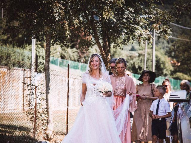 Il matrimonio di Renzo e Vania a Cison di Valmarino, Treviso 77