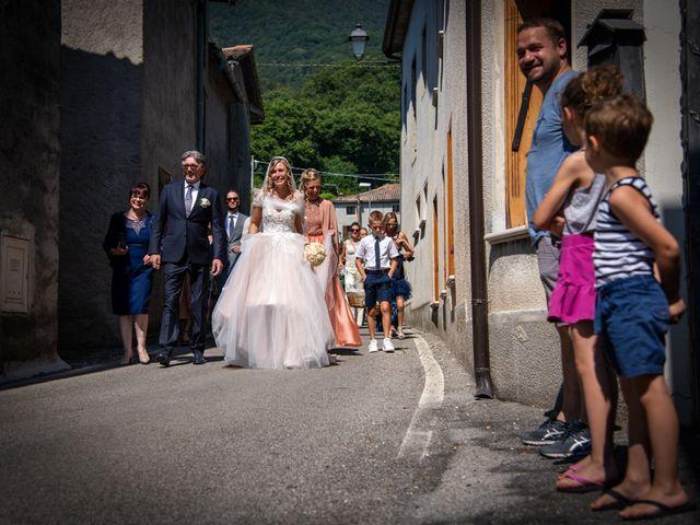 Il matrimonio di Renzo e Vania a Cison di Valmarino, Treviso 79