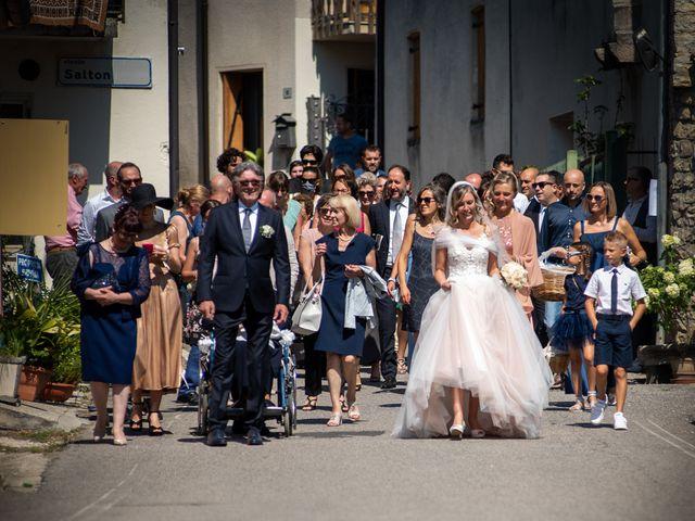 Il matrimonio di Renzo e Vania a Cison di Valmarino, Treviso 80