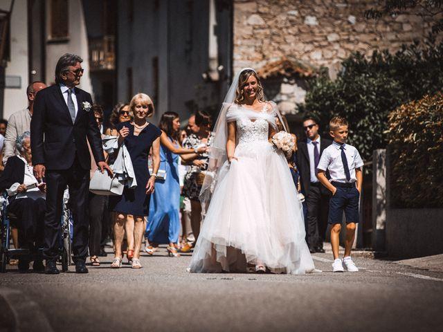 Il matrimonio di Renzo e Vania a Cison di Valmarino, Treviso 81