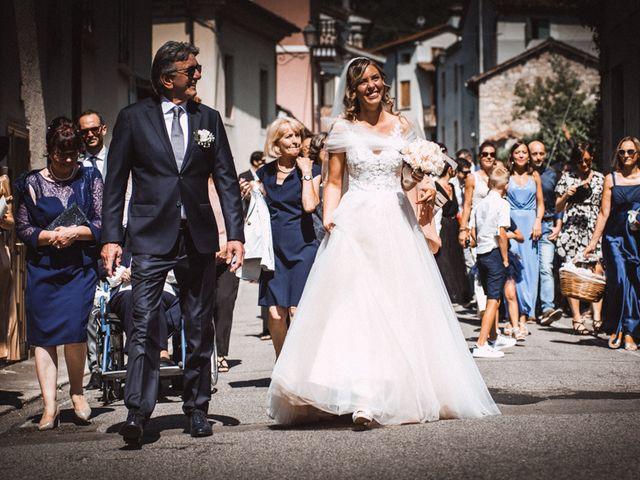 Le nozze di Vania e Renzo