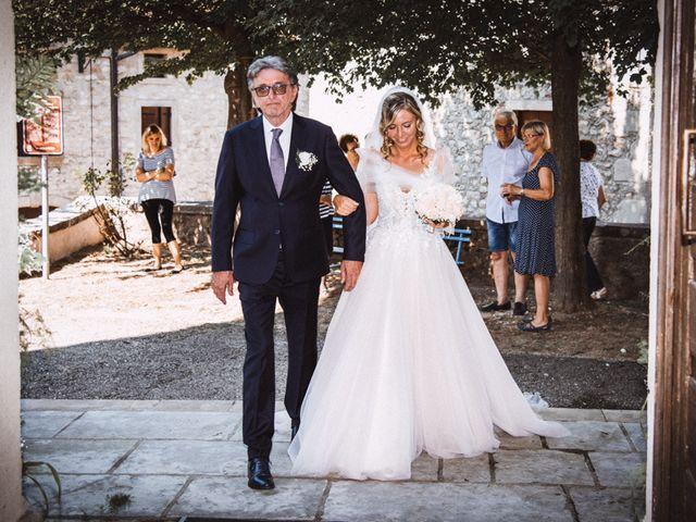 Il matrimonio di Renzo e Vania a Cison di Valmarino, Treviso 85