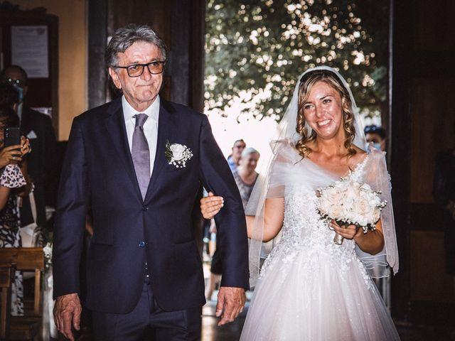 Il matrimonio di Renzo e Vania a Cison di Valmarino, Treviso 86