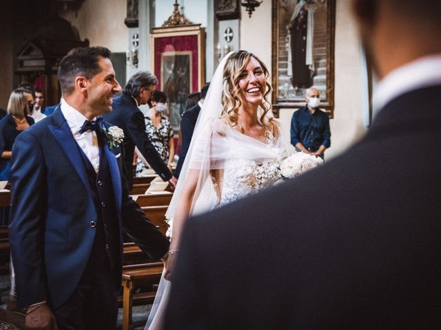 Il matrimonio di Renzo e Vania a Cison di Valmarino, Treviso 89