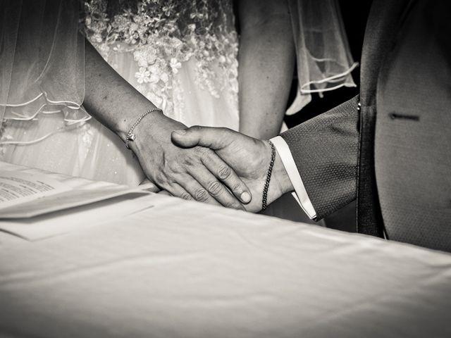 Il matrimonio di Renzo e Vania a Cison di Valmarino, Treviso 98