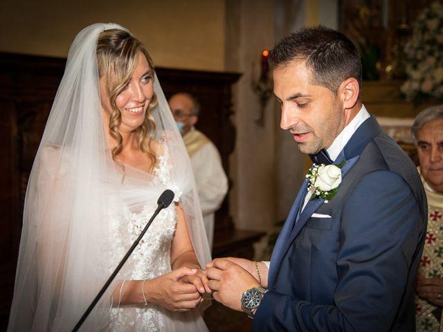 Il matrimonio di Renzo e Vania a Cison di Valmarino, Treviso 100