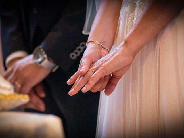 Il matrimonio di Renzo e Vania a Cison di Valmarino, Treviso 107
