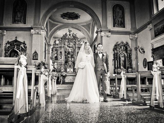 Il matrimonio di Renzo e Vania a Cison di Valmarino, Treviso 111