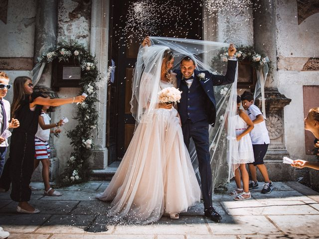 Il matrimonio di Renzo e Vania a Cison di Valmarino, Treviso 114