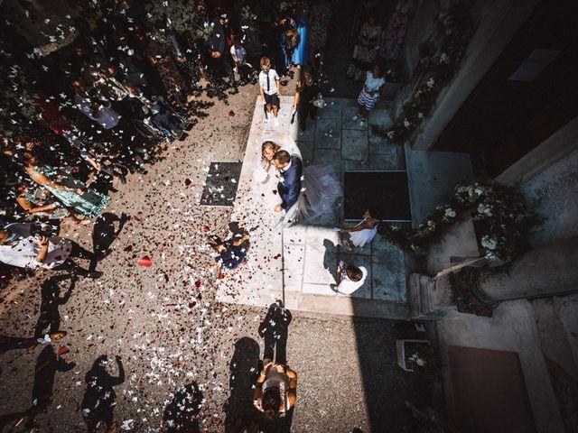 Il matrimonio di Renzo e Vania a Cison di Valmarino, Treviso 115