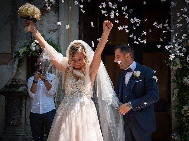Il matrimonio di Renzo e Vania a Cison di Valmarino, Treviso 116