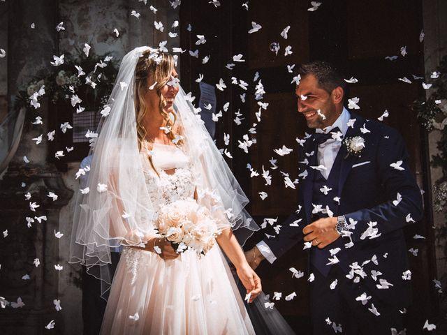 Il matrimonio di Renzo e Vania a Cison di Valmarino, Treviso 117