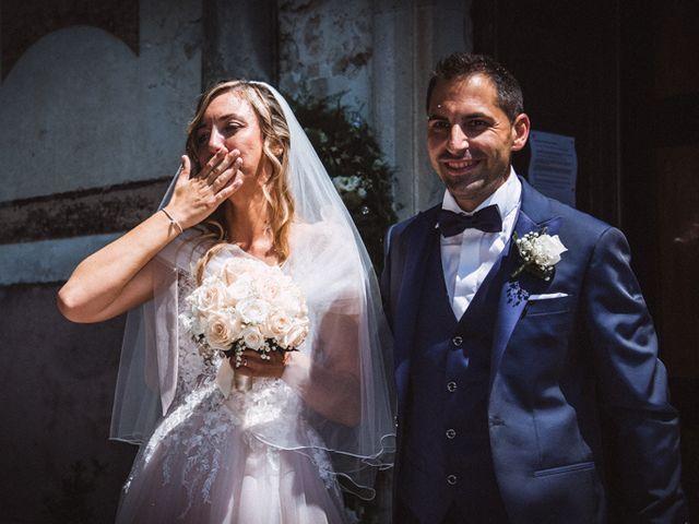 Il matrimonio di Renzo e Vania a Cison di Valmarino, Treviso 119