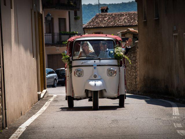 Il matrimonio di Renzo e Vania a Cison di Valmarino, Treviso 123