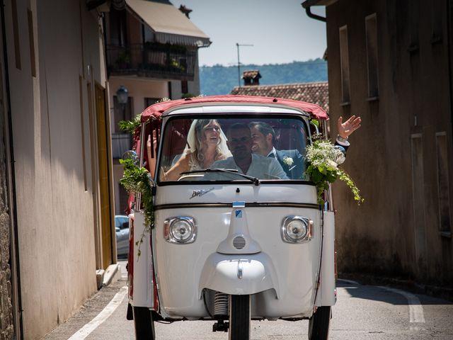 Il matrimonio di Renzo e Vania a Cison di Valmarino, Treviso 124