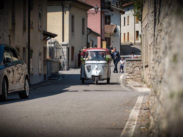 Il matrimonio di Renzo e Vania a Cison di Valmarino, Treviso 125