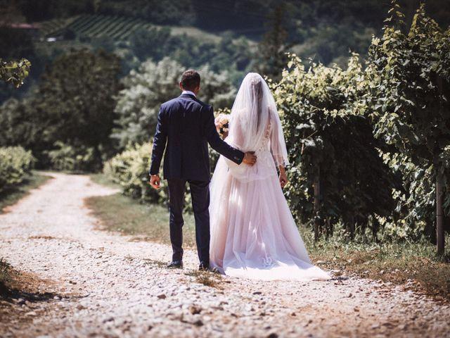 Il matrimonio di Renzo e Vania a Cison di Valmarino, Treviso 126