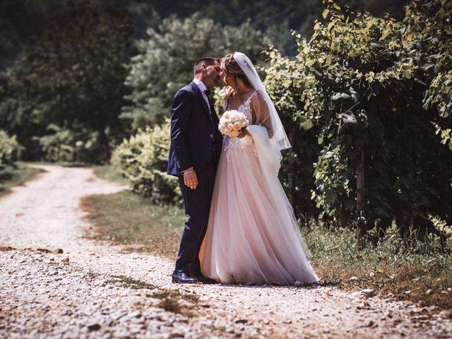 Il matrimonio di Renzo e Vania a Cison di Valmarino, Treviso 128