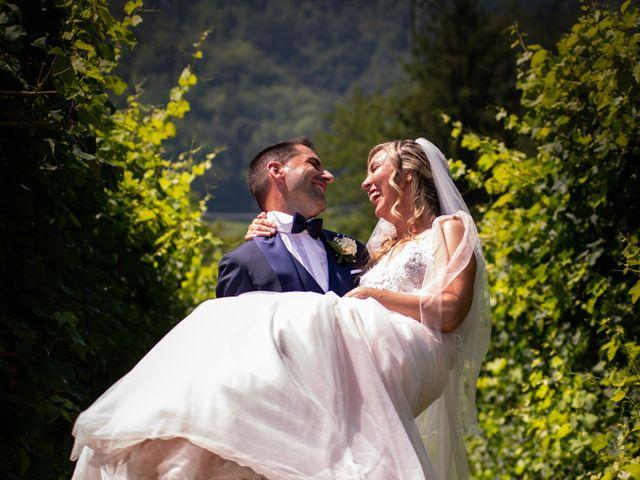 Il matrimonio di Renzo e Vania a Cison di Valmarino, Treviso 130