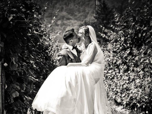 Il matrimonio di Renzo e Vania a Cison di Valmarino, Treviso 131