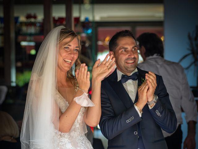 Il matrimonio di Renzo e Vania a Cison di Valmarino, Treviso 145