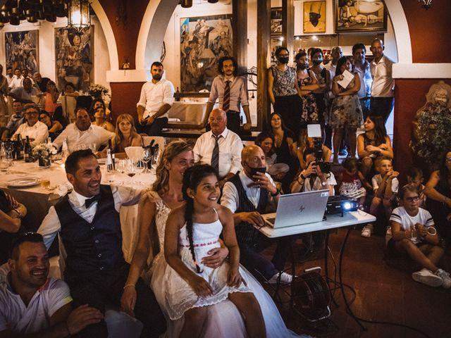 Il matrimonio di Renzo e Vania a Cison di Valmarino, Treviso 166