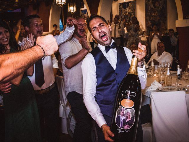 Il matrimonio di Renzo e Vania a Cison di Valmarino, Treviso 171