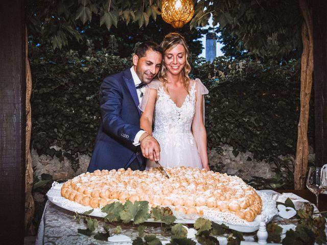 Il matrimonio di Renzo e Vania a Cison di Valmarino, Treviso 172