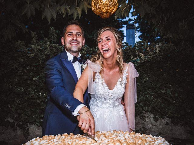 Il matrimonio di Renzo e Vania a Cison di Valmarino, Treviso 173