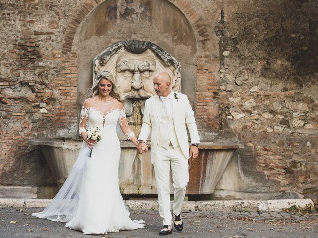 Il matrimonio di Roberta e Fabrizio a Roma, Roma 2
