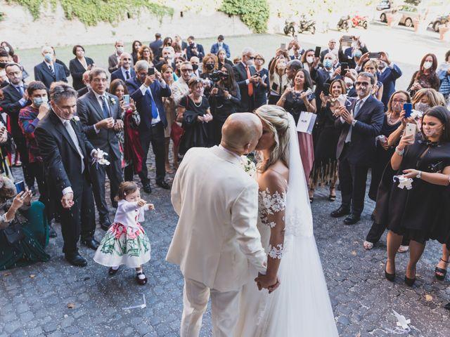 Il matrimonio di Roberta e Fabrizio a Roma, Roma 5