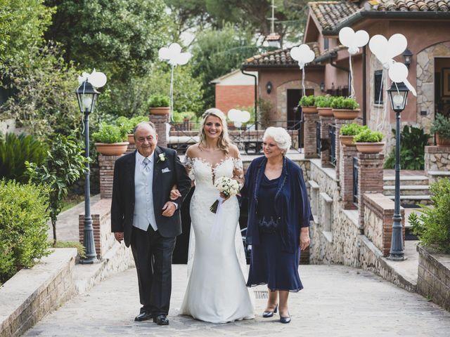 Il matrimonio di Roberta e Fabrizio a Roma, Roma 8