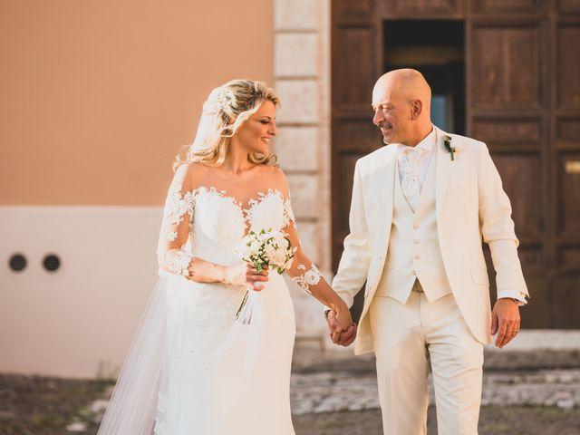 Il matrimonio di Roberta e Fabrizio a Roma, Roma 13