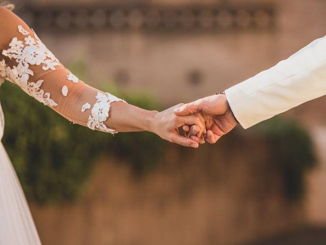 Il matrimonio di Roberta e Fabrizio a Roma, Roma 14