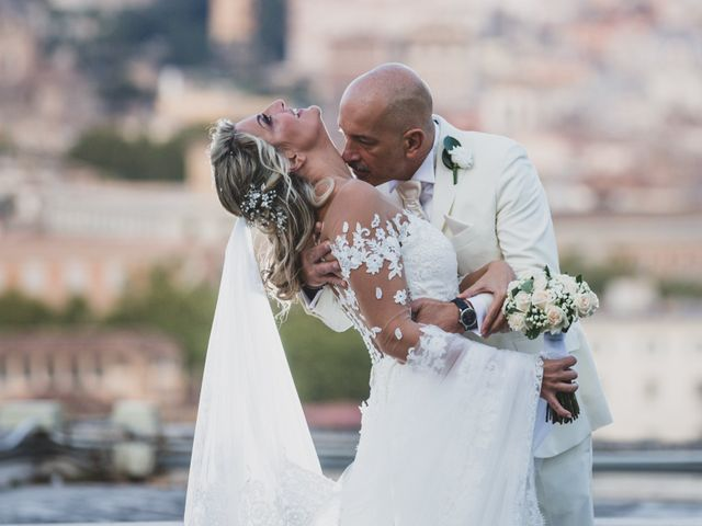 Il matrimonio di Roberta e Fabrizio a Roma, Roma 15