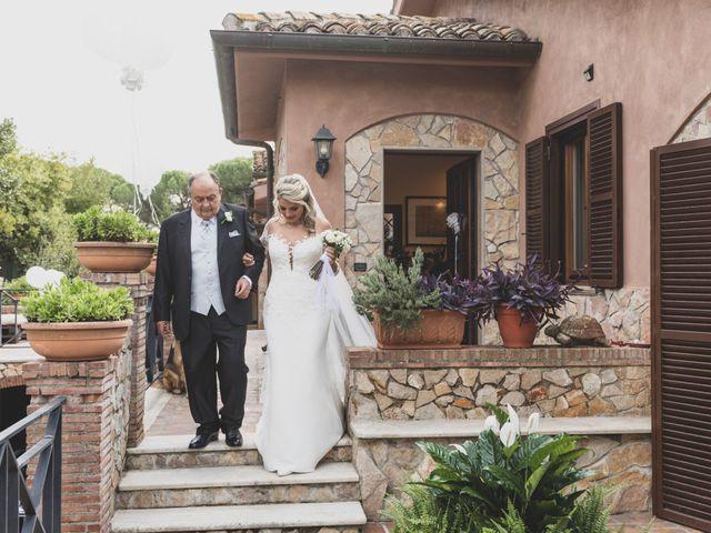 Il matrimonio di Roberta e Fabrizio a Roma, Roma 21