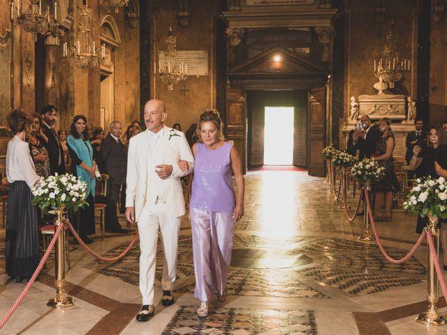 Il matrimonio di Roberta e Fabrizio a Roma, Roma 22