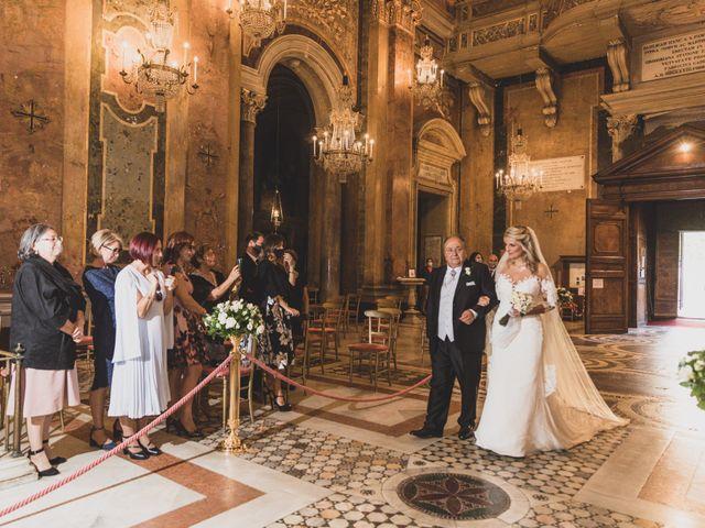 Il matrimonio di Roberta e Fabrizio a Roma, Roma 24