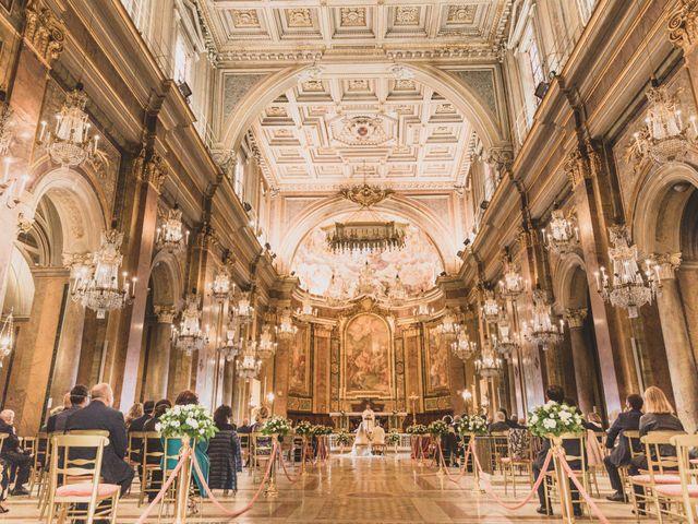 Il matrimonio di Roberta e Fabrizio a Roma, Roma 25