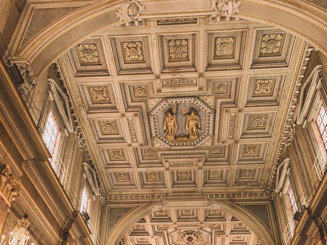 Il matrimonio di Roberta e Fabrizio a Roma, Roma 26