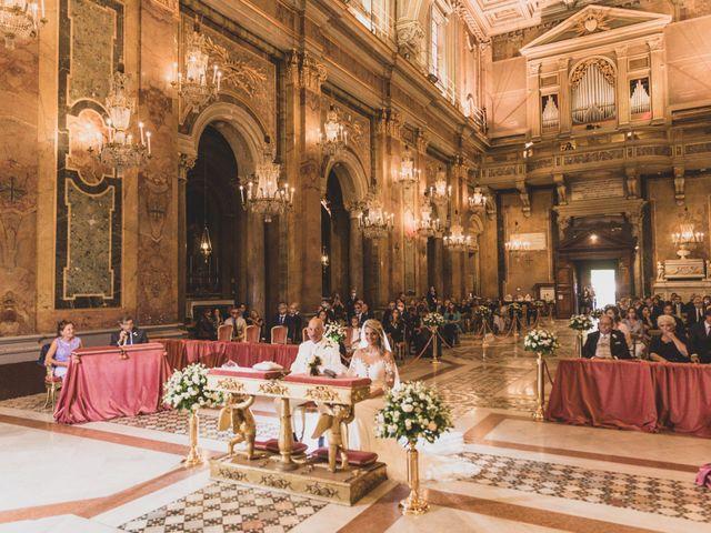 Il matrimonio di Roberta e Fabrizio a Roma, Roma 29