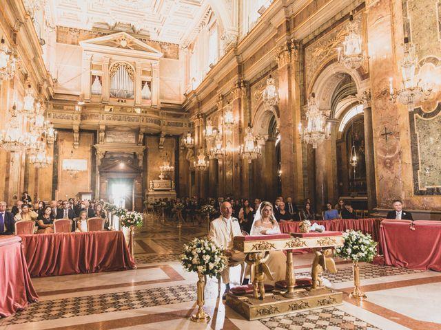 Il matrimonio di Roberta e Fabrizio a Roma, Roma 30
