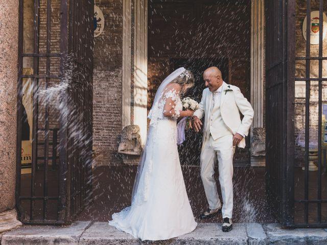 Il matrimonio di Roberta e Fabrizio a Roma, Roma 33