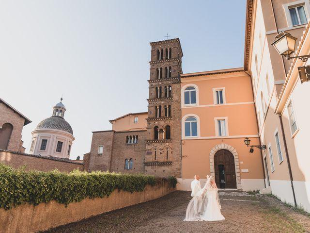 Il matrimonio di Roberta e Fabrizio a Roma, Roma 34