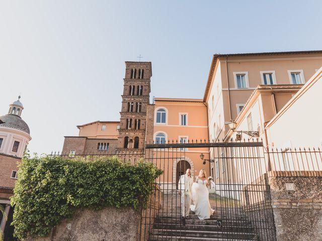 Il matrimonio di Roberta e Fabrizio a Roma, Roma 35