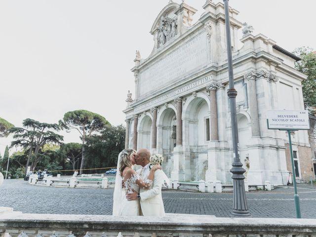Il matrimonio di Roberta e Fabrizio a Roma, Roma 38