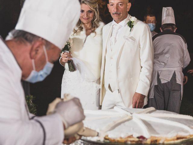 Il matrimonio di Roberta e Fabrizio a Roma, Roma 45